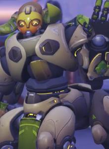 Overwatch se amplia y presenta la nueva heroína tanque Orisa