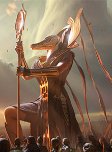 Magic The Gathering estrena la expansión Amonkhet