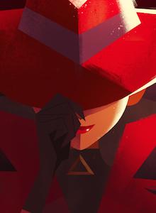 Maravilloso: Carmen Sandiego va a tener su serie en Netflix
