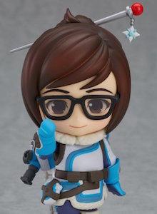 Overwatch: el Nendoroid de Mei ya se puede reservar