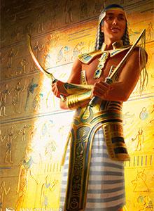 Sorteo de Magic The Gathering de dos mazos de Amonkhet