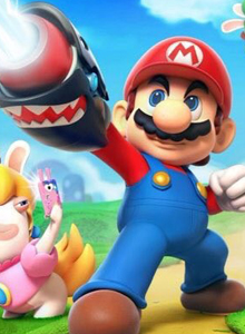 Mario + Rabbids Kingdom Battle, los rumores eran ciertos
