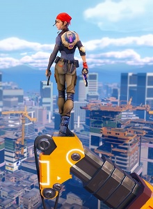 Agents of Mayhem presenta a su equipo estrella
