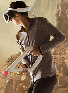 Jugar en Realidad Virtual: esta vez es personal