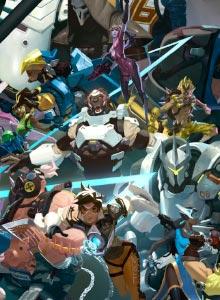 Overwatch celebra su primer año con regalos para todos