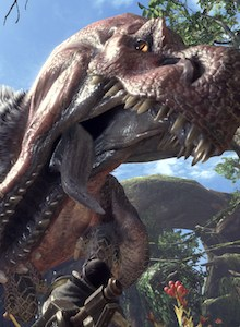 Monster Hunter World:  Monster Hunter se hace mundial