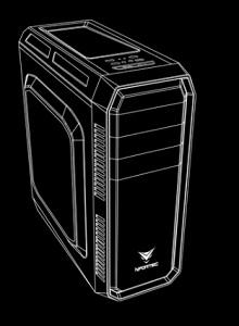 Nfortec Pegasus, analizamos la torre gaming para PC