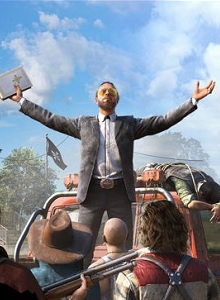 En Far Cry 5 podemos salvar Hope County en compañía