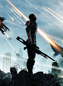 La cima de la ciencia-ficción se llama Mass Effect