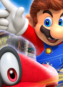 Super Mario Odyssey: Mario se enfrenta a su propia historia
