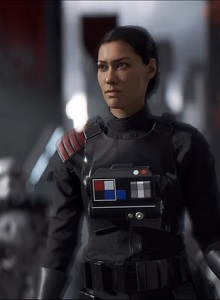 Iden Versio busca venganza en Star Wars Battlefront II