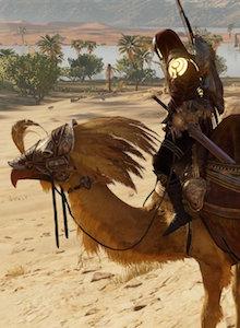 Assassin's Creed Origins: el Regalo de los Dioses