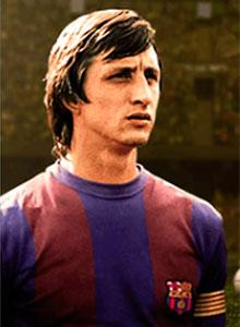 PES 2018  de gala con la presencia de Johan Cruyff