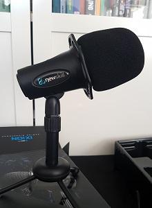 Análisis Newskill Ixion Micrófono Profesional para gaming y podcasting
