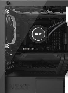 Análisis de la caja gaming micro-ATX para PC NZXT H400i