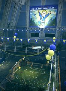 Fallout 76 y la bóveda del misterio