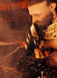 Probando el Modo Foto de God of War