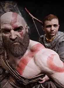 God of War ya tiene modo foto y Kratos prepara su mejor pose