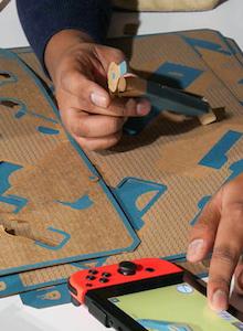 La experiencia Nintendo Labo: MAGIA
