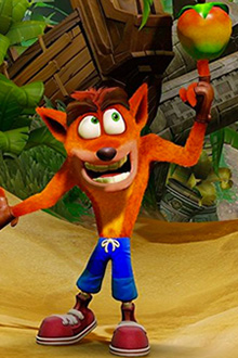 Análisis de Crash Bandicoot N. Sane Trilogy para Nintendo Switch