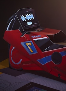 SEGA Arcade: Pop-Up History es puro fetichismo retro