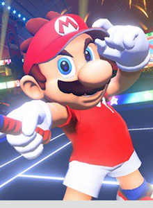 Mario Tennis Aces para Switch, impresiones