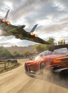 Forza Horizon 4 es todo un festival para los sentidos