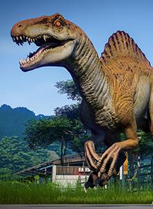 El doctor Henry Wu llega a Jurassic World Evolution