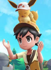 Candidato a GOTY 2018: Pokémon: Let's Go!
