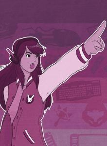 ¡Protesto! El libro sobre videojuegos desde una perspectiva de género
