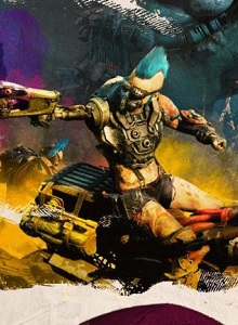 RAGE 2. Más grande, más violento, más gamberro