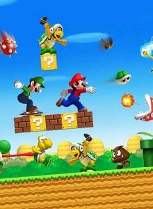 Super Mario Bros U Deluxe. Plataformas para comenzar el año