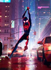 Spider-man: Un nuevo universo, es más una enseñanza que una película