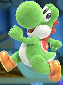 Yoshi's Crafted World, la magia de Nintendo hecha a mano