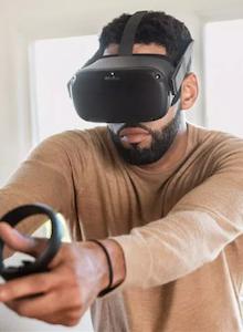 Flipando con las Oculus Quest