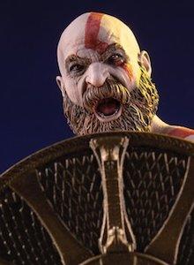 La figura de Kratos por la que venderás tu alma