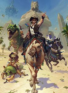 Salvadores de Uldum llega a HearthStone Heroes Of Warcraft