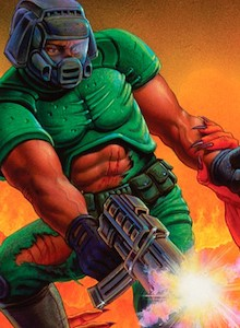 Pégate un homenaje con la trilogía original de Doom
