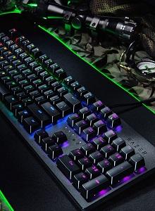 Análisis del teclado gaming mecánico Razer Huntsman para PC