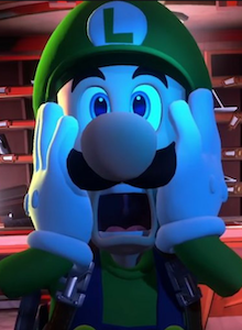 Candidato a GOTY 2019: Luigi's Mansion 3