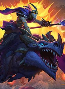 El Descenso De Los Dragones se apoderado de HearthStone