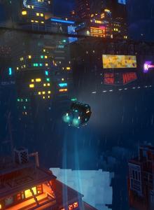 ¿Dará Cloudpunk una vuelta de tuerca al género cyberpunk?