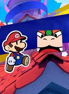 Paper Mario: The Origami King anunciado para verano
