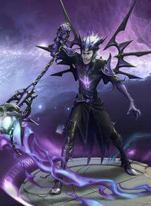 Magic Legends presenta su última clase: Necromancer