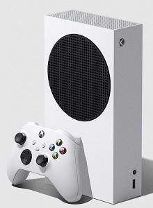Esta es la Xbox Series S, la más pequeña de la familia