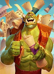 Año Del Grifo se estrena HearthStone Heroes Of Warcraft
