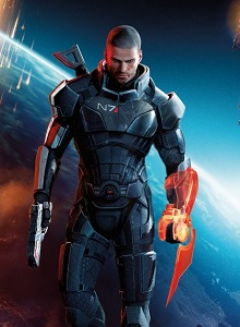 Un vistazo a Mass Effect Legendary Edition