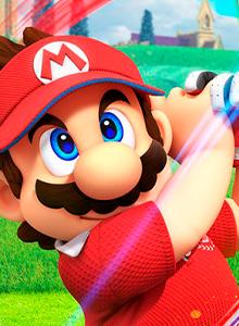 Mario Golf: Super Rush – de green a green a toda pastilla
