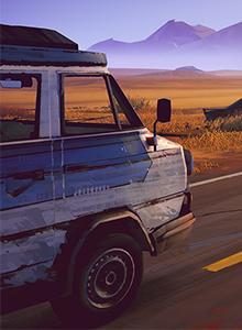 Road 96: decisiones y un exilio vacío
