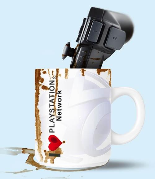 """Sony: """"No nos asusta una pequeña mancha de café"""""""